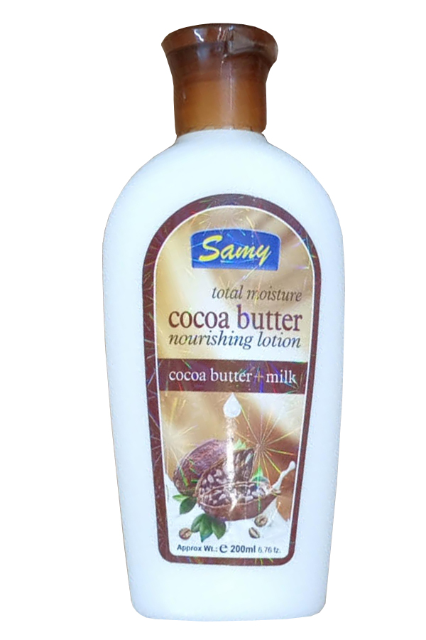 samy-cocoa-butter-body-lotion